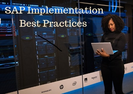 sap implementation best practices
