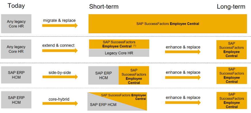 What is SAP SuccessFactors Employee Central | TransitionPaths | Indore