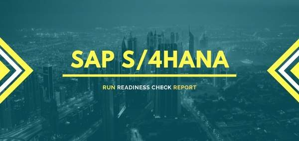 SAP S/4HANA- Readiness Check Report (1)