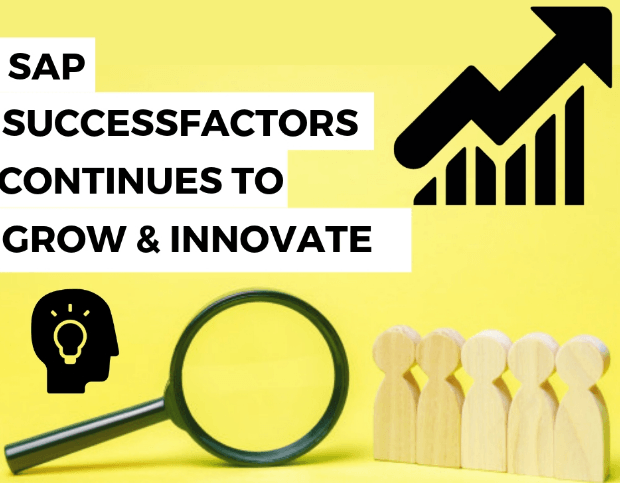 SuccessFactors By SAP: Continues to grow and innovate